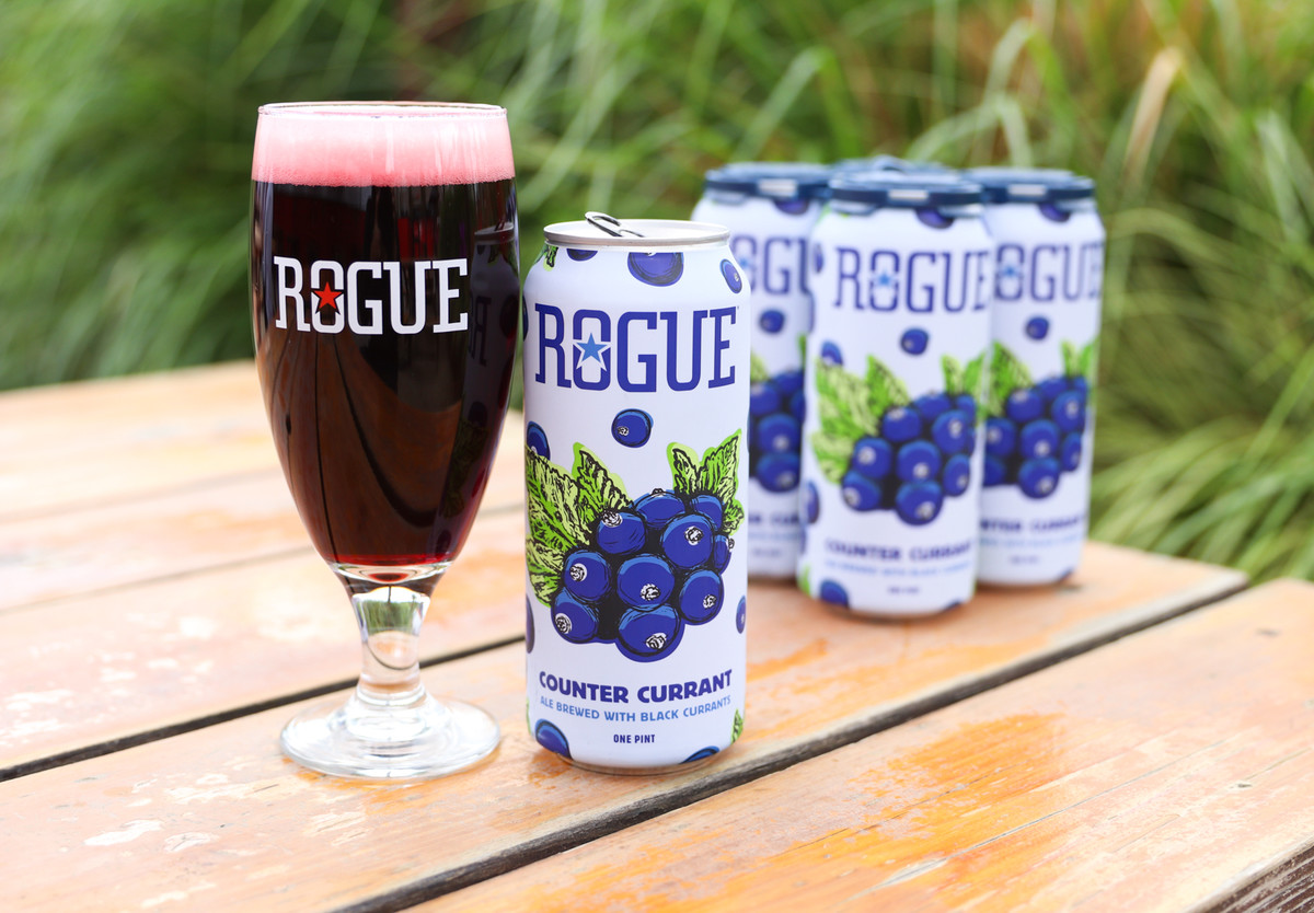 Counter Currant is available in four packs of 16oz cans.
